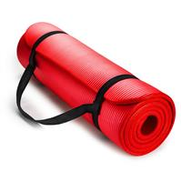 Colchoneta Nbr - Yoga Mat Pilates - 10 Mm